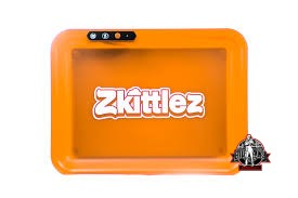 Zkittlez Orange Glow Tray