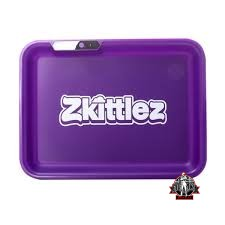 Zkittlez Purple  Glow Tray