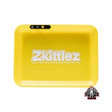 Zkittlez Yellow Glow Tray
