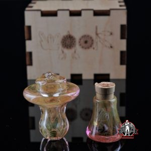 Teurfs Fumed Spinner Cap # 4