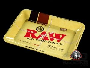 Raw – Rolling Tray – Mini