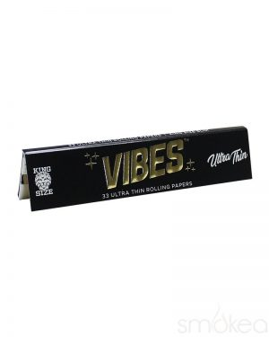 Vibes Rolling Papers – King Size Ultra Thin