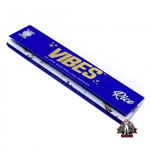 Vibes Rolling Papers – Rice King Size