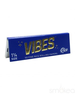 Vibes Rolling Papers – Rice 1.25″