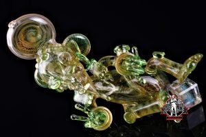 El Hefe X Logi Glass
